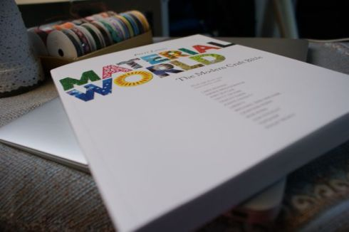 Material World, Modern Craft Bible, Perri Lewis, crafting